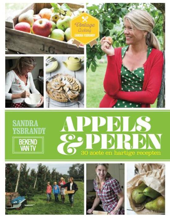 Boek cover Appels en peren van Sandra Ysbrandy (Paperback)