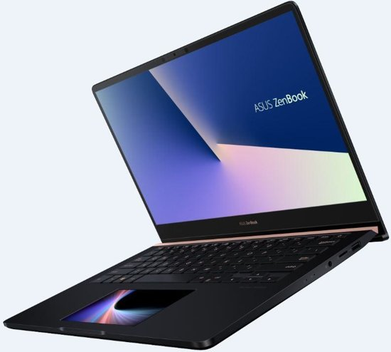 Asus ZenBook Pro UX480FD-BE023T