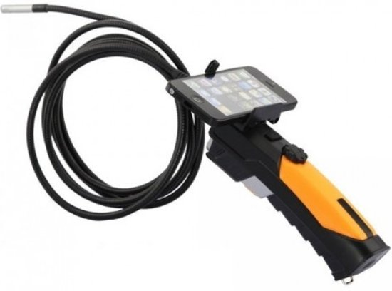 Hedendaags bol.com | B SCOPE - WiFi Endoscoop Set - Incl. Stalen Camera Tip VP-25