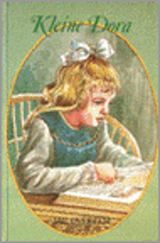 Boek cover Kleine Dora van Jac. Overeem (Hardcover)
