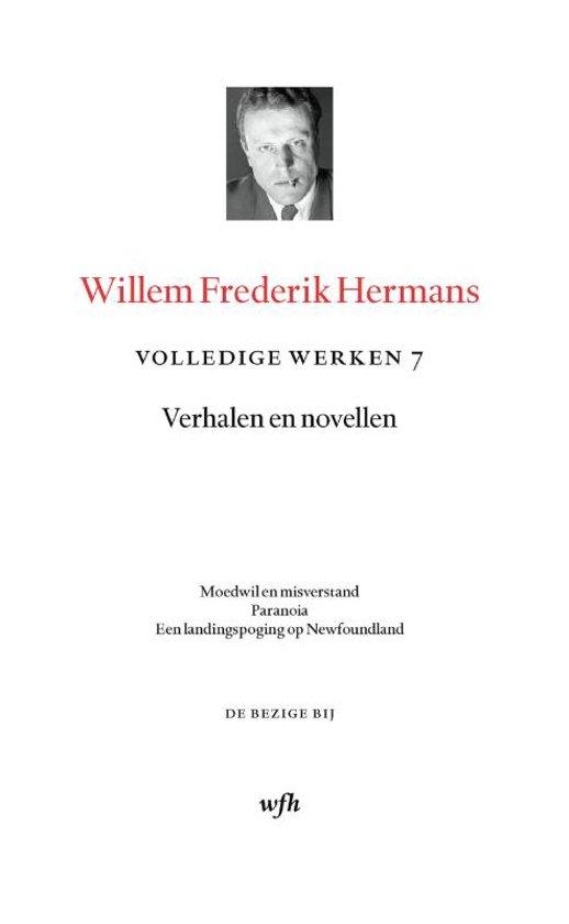 Pdf Boek Volledige Werken Van Wf Hermans 7 Volledige