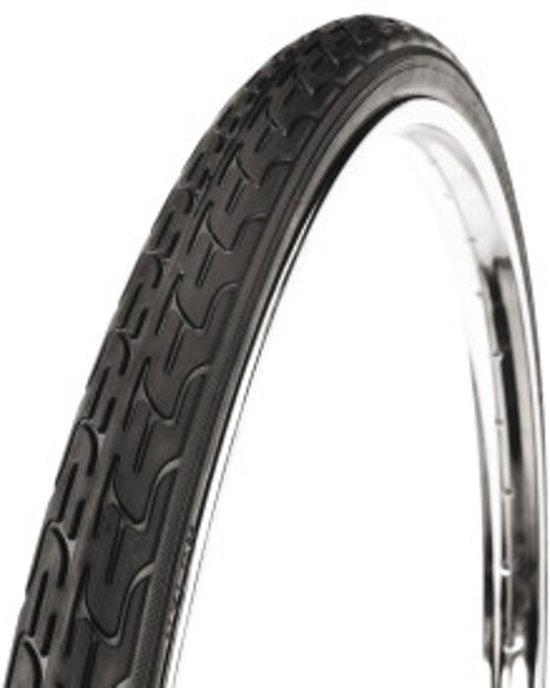Btb+bib 28x15/8x13/8 zwart reflex breakerlaag Dunlop Ventiel