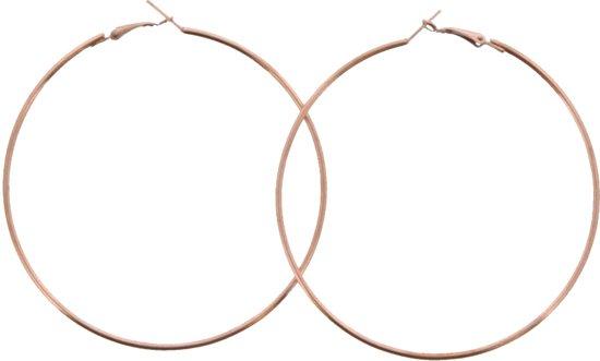 rose oorbellen ringen