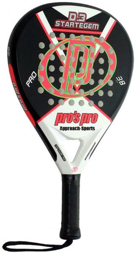 Padel Racket Pro's Pro Strategem D3