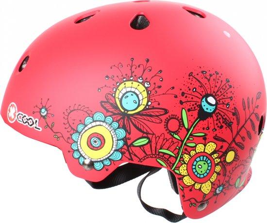 Cycle Tech Helm Xcool 2.0 Sketch Rood Maat 55-58 Cm