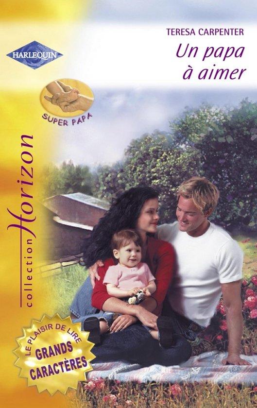 Un papa à aimer (Harlequin Horizon)