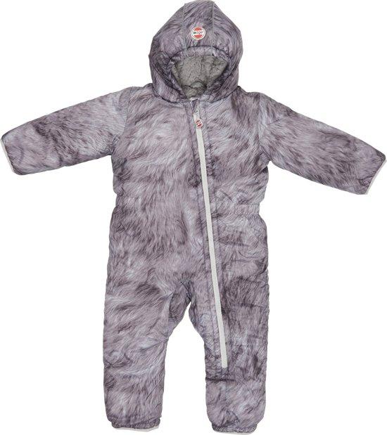 Lodger Baby Skipak - Skier Botanimal  - Grijs - 68 - 3-6 mnd