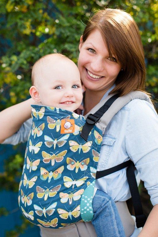 Tula Gossamer - Ergonomische Draagzak Baby