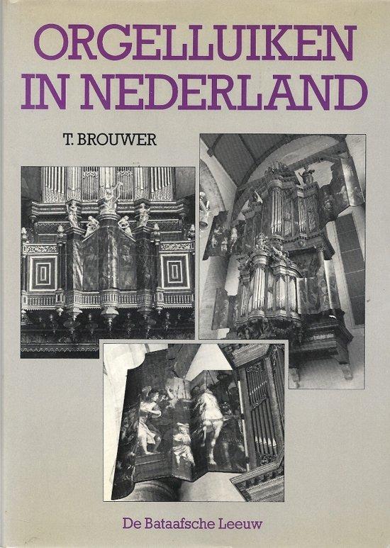 Orgelluiken in nederland