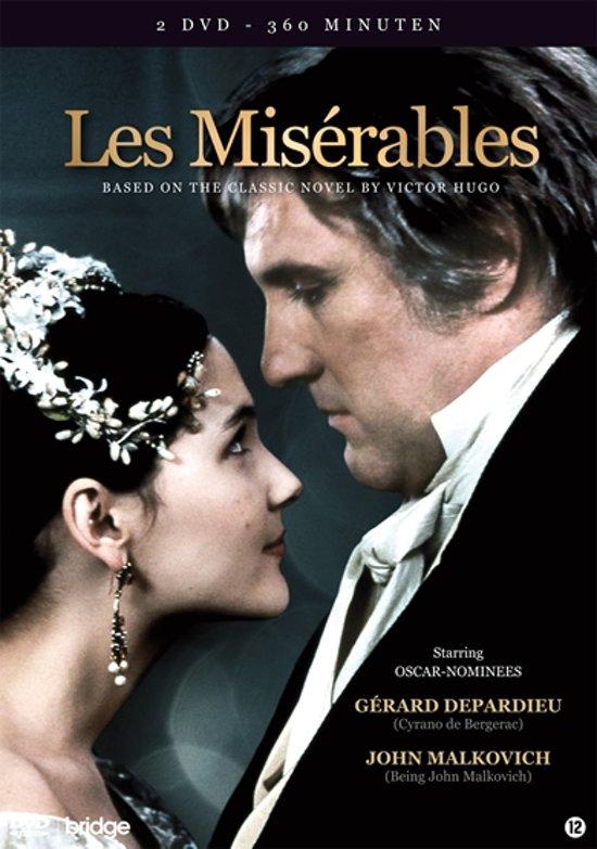 Bolcom Les Misérables 2001 Dvd Gérard Depardieu Dvds