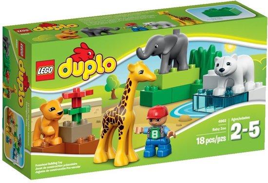 LEGO DUPLO Baby Dierentuin - 4962