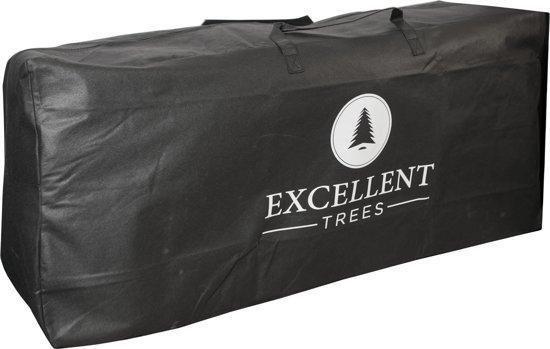 Excellent Trees zwarte opbergtas voor kunstkerstboom