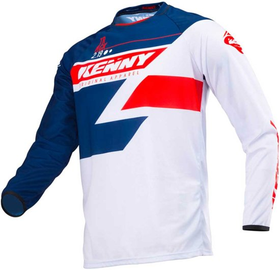 Crossshirt Navy red Kenny m Track CtshdQr