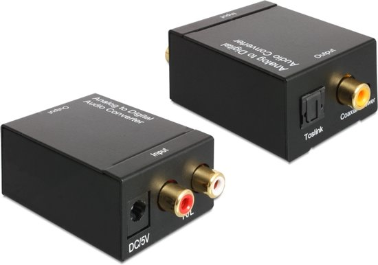 Audio Converter Delock Analog -> Digital