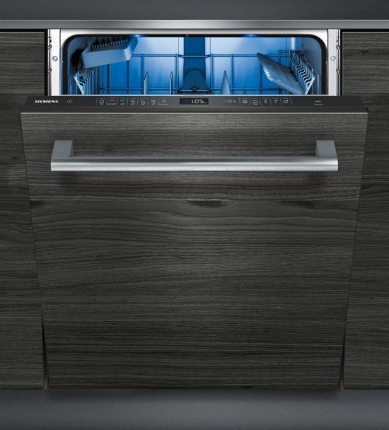 Siemens SN657X04IE iQ500 - Inbouw Vaatwasser