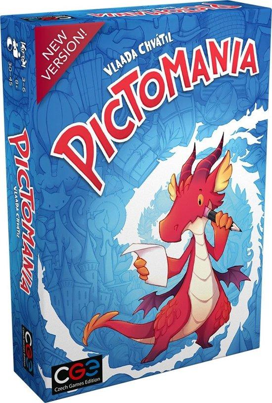 Czech Games Edition Gezelschapsspel Pictomania (en)