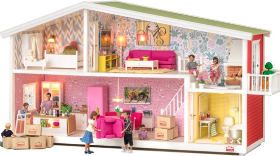 Lundby Classic poppenhuis