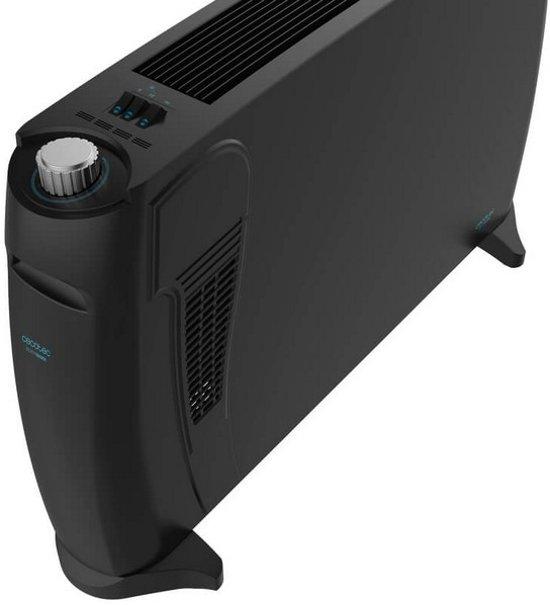 Cecotec 05317 electrische verwarming Binnen Zwart 2000 W