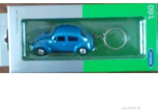 Bol Com Welly 1 60 Auto Sleutelhanger Volkswagen Kever Vw Beetle