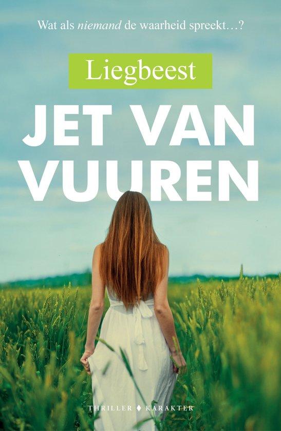 Boek cover Liegbeest van Jet van Vuuren (Paperback)
