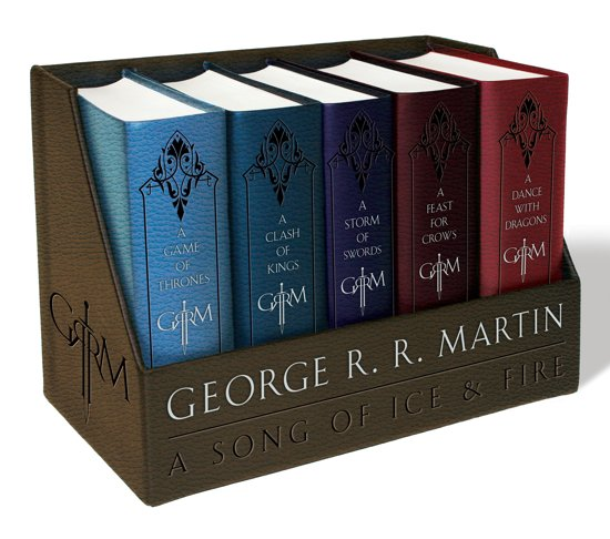 Boek cover A Game of Thrones van George R.R. Martin (Hardcover)