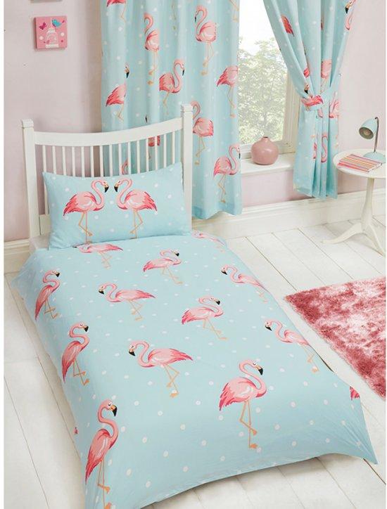 Flamingo's dekbed