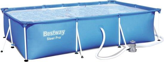 Bestway Steel Pro Zwembad 300 x 201 cm