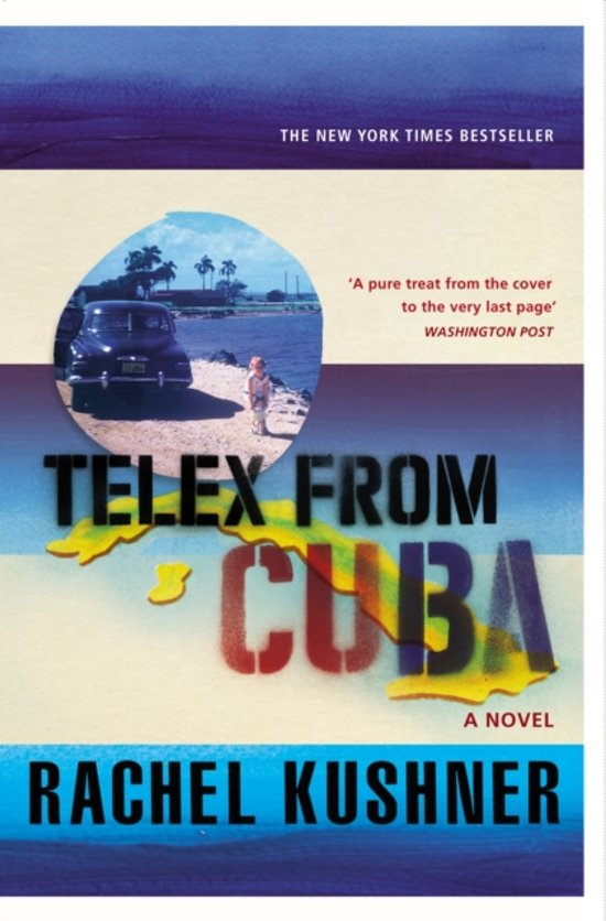 Telex from Cuba cover
