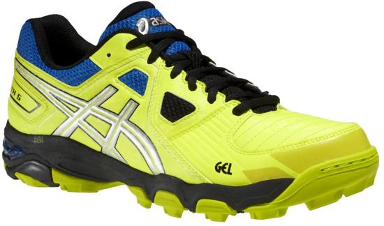 Asics Gel Blackheath 5 Hockeyshoe - Jaune, Taille: 45