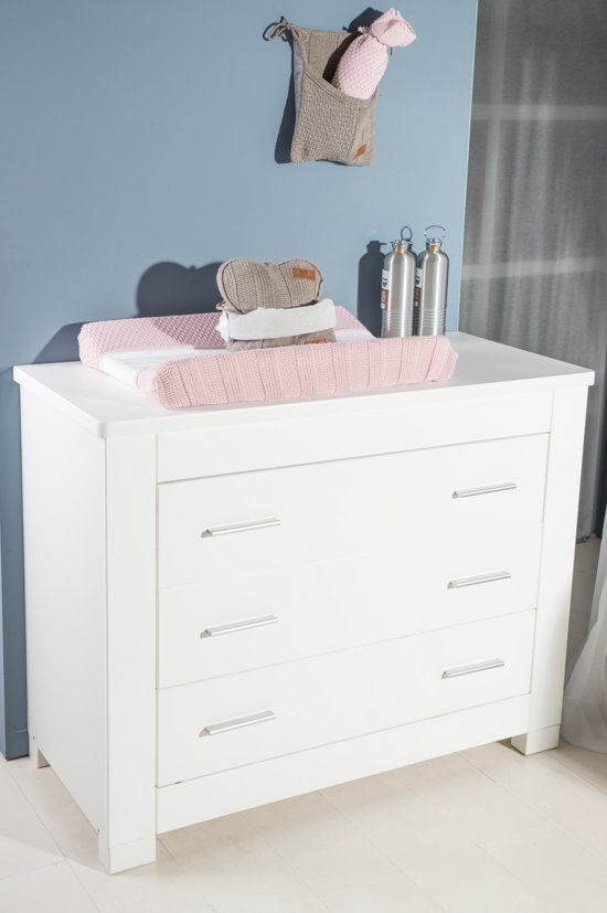 Commode Baby Kamer.Bebies First Babykamer Simone Commode Wit