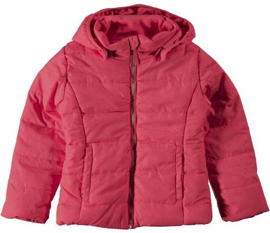 Name-it roze meisjes winterjas NITMIT - Maat 158