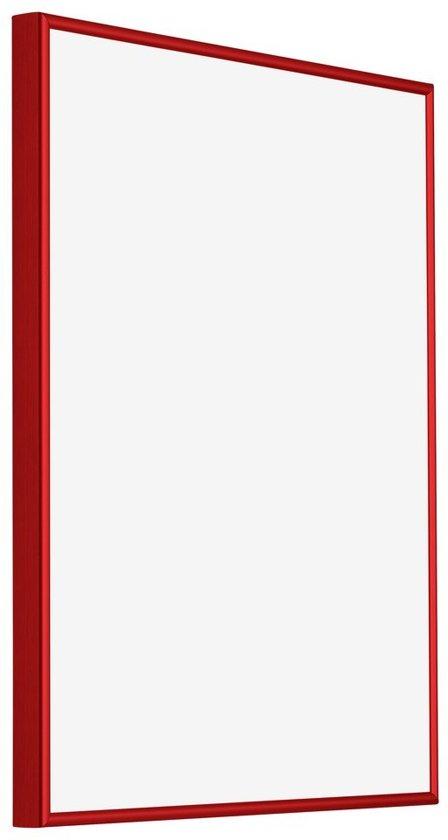 New York Aluminium Fotolijst 35x45cm Rood Ferrari
