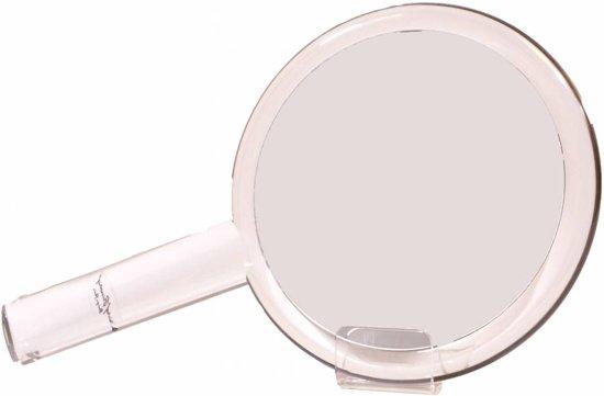 Vergrotende Spiegel Badkamer : Bol make up handspiegel acryl Ø cm vergroting