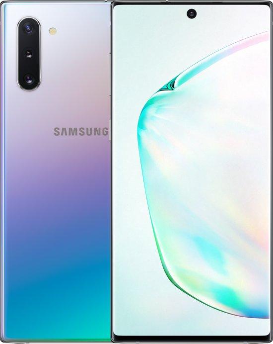 Samsung Galaxy Note10 - 256GB - Aura Glow (Zilver)