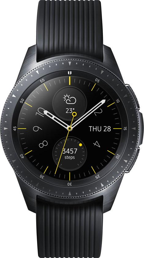 Samsung Galaxy Watch - Smartwatch - Zwart - 42mm