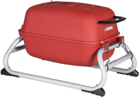 PK Grill & Smoker PK-GO RED