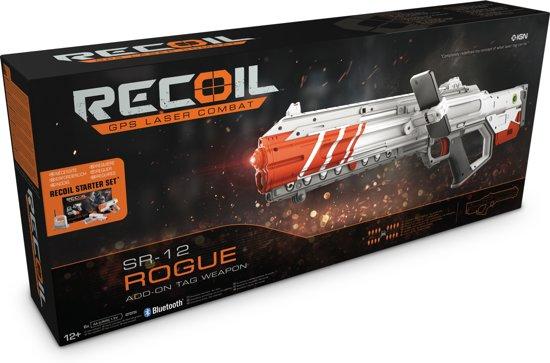 Recoil SR12 Rogue Laser GPS FPS Spel Uitbreiding - Lasergame