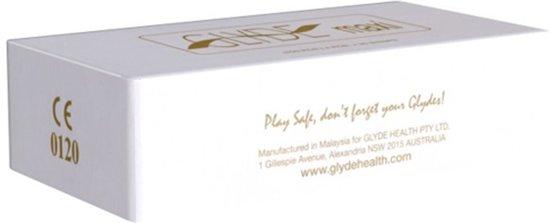 Maxi condooms Glyde 100 stuks