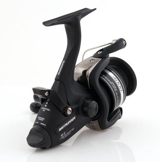 Shimano Baitrunner 4000 ST FB - Karpermolen - Slip voorop