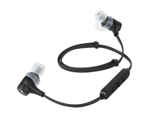 Krüger&Matz KMPM5 - Draadloze- en spatwaterdichte Bluetooth in-ear dopjes met microfoon
