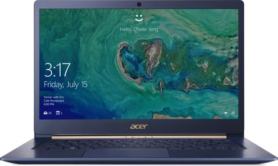 Acer Swift 5 SF514-52T-565H - Laptop - 14 Inch