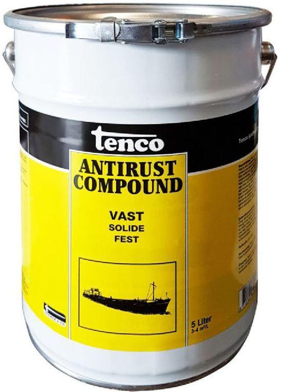 Tenco Antirust Compound (vast) 5 ltr