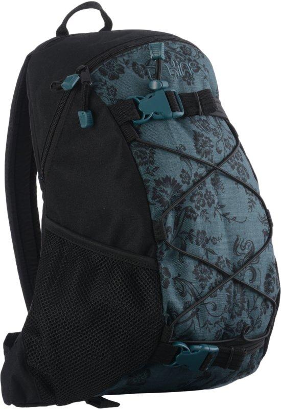 dakine backpack unisex zwart blauw. Black Bedroom Furniture Sets. Home Design Ideas