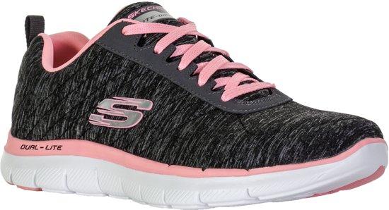 729f845a72e bol.com | Skechers Flex Appeal 2.0 Sneakers Dames Sportschoenen