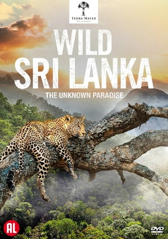 DVD: Undiscovered Sri Lanka cover