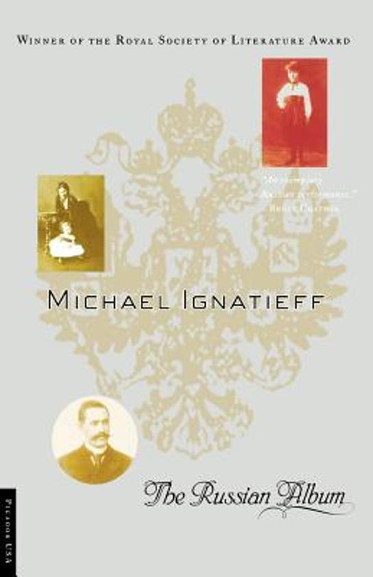 Boek cover The Russian Album van Michael Ignatieff (Paperback)