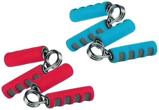 Penn Handknijpers Soft Grip 2 Stuks Blauw