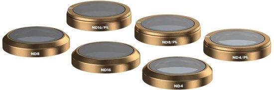 PolarPro DJI Mavic 2 Zoom Filters 6-pack Cinema Series ND en polarisatiefilters