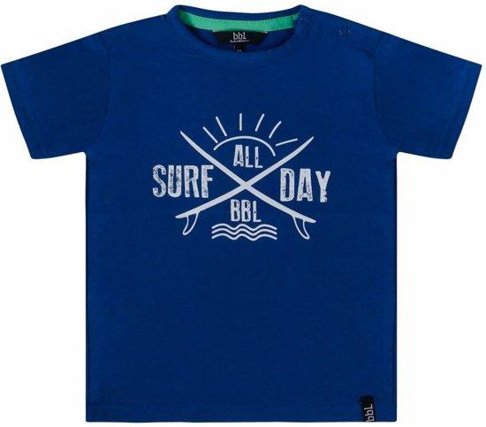 Beebielove T-shirt surf all day blue