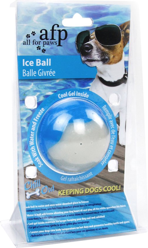All For Paws Chill Out Ice Ball - S